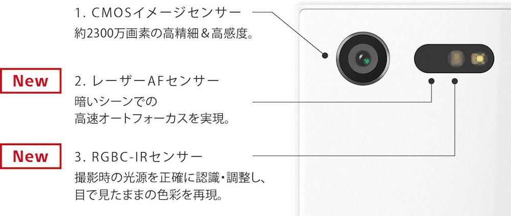 Xperia XZ SO-01Jのカメラ性能