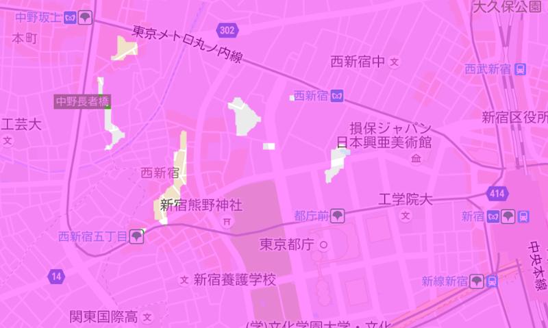 WiMAXが東京で県外になる